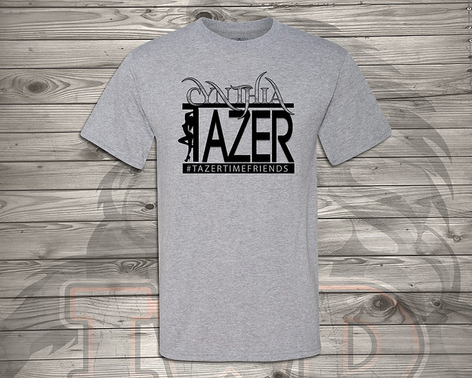 210618.2 - Cynthia Tazer Logo - Unisex T-Shirt