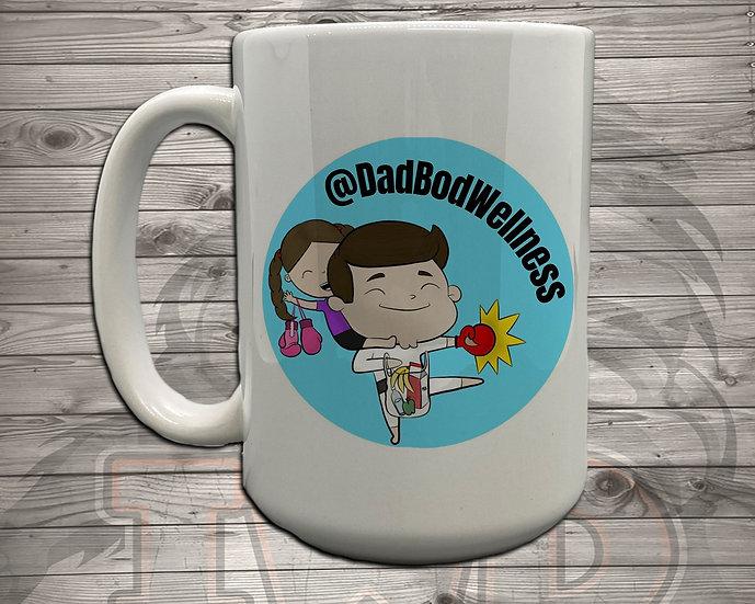 210810.6 - DadBodWellness - 5 Styles of Mugs