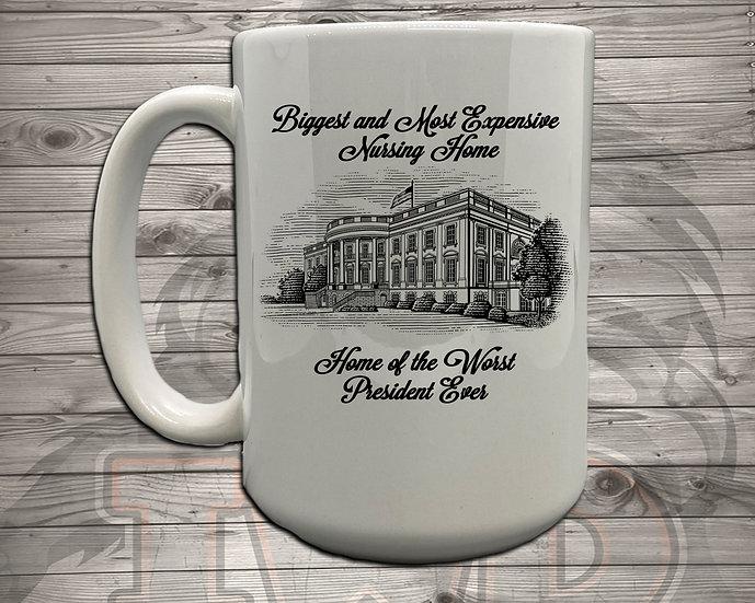 210705.2 Best Nursing Home Ever - 5 Styles of Mugs