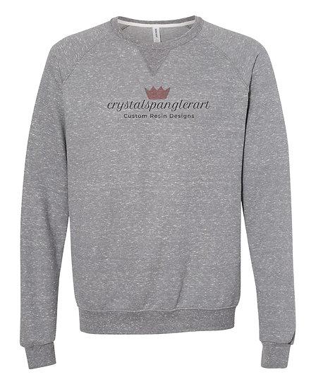 210520.1 Crystal Spangler Art - Logo - Sweatshirt