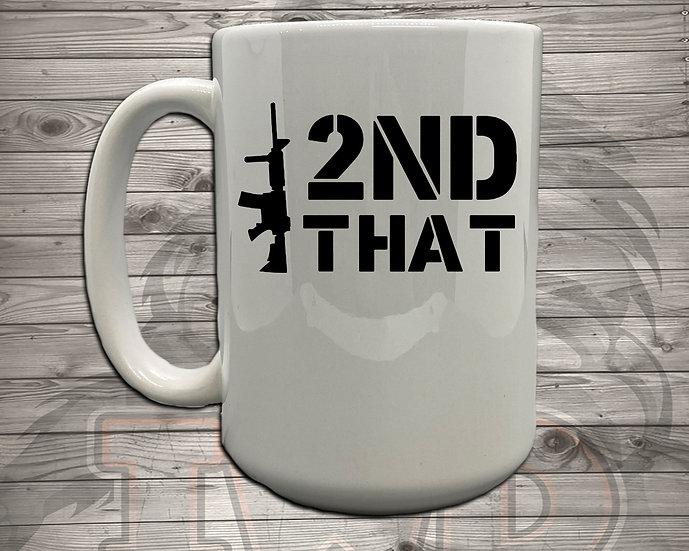 210622.1 - Bethany Renea - I 2nd That - 5 Styles of Mugs