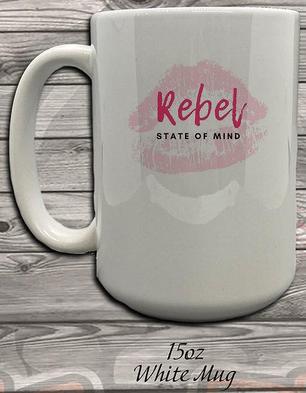 210710.6 - RHR - Rebel State of Mind - Coffee Mug