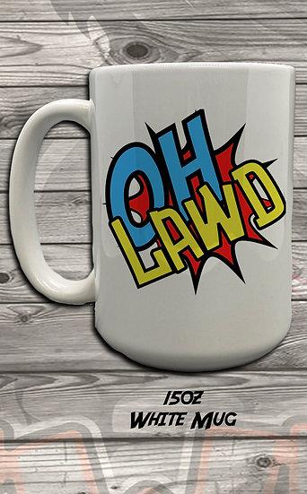 210627.3 Scorpio King - OH LAWD - 5 Styles of Mugs