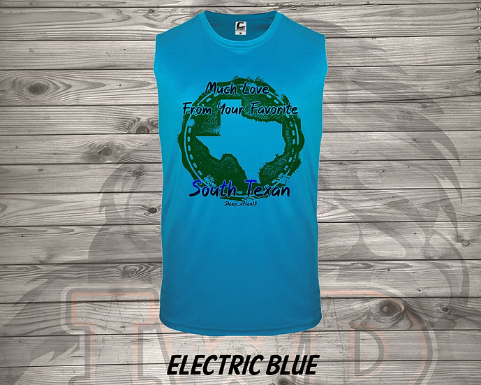 210727.1 - From Your Favorite South Texan - (Men's Tank)