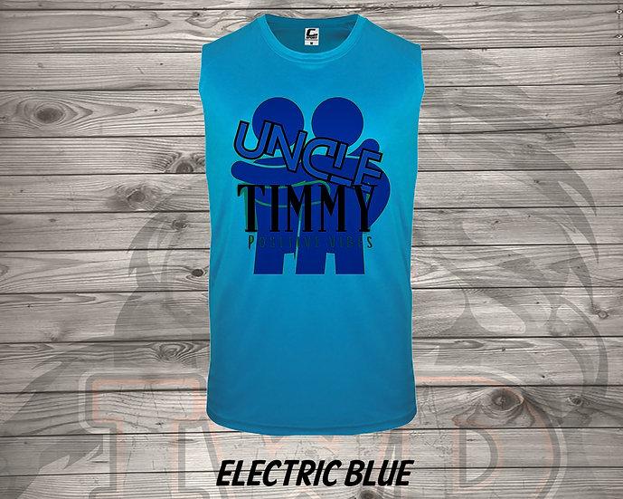 210614.4 Uncle Timmy Logo  - (Men's Tank)