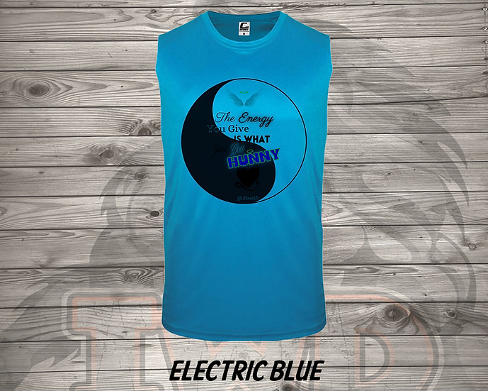 210825.2 - The Energy You Have  - (Men's Tank)