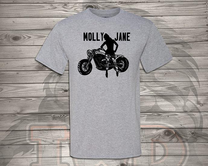 210715.1 Molly Jane Logo - Unisex T-Shirt