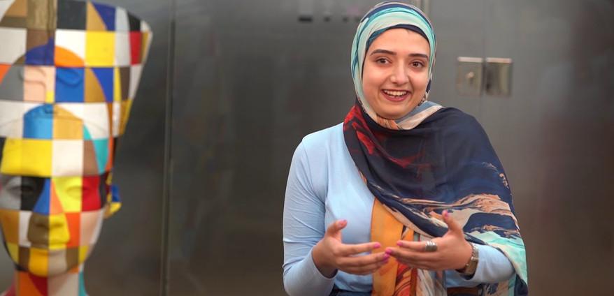 Graduate Review: Dalia Tarek