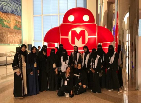SABIC'S SUMMER INNOVATION CAMP IN SAUDI ARABIA WITH THE HELP OF FAB LAB EGYPT AND MAKE