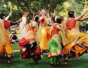 Diwali Garba Party Gateway Dance Theatre