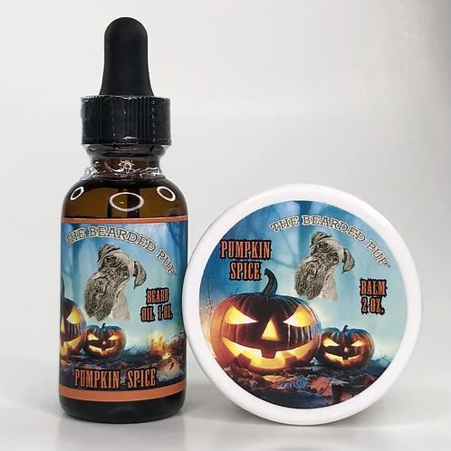 Pumpkin Spice Oil/Balm Combo
