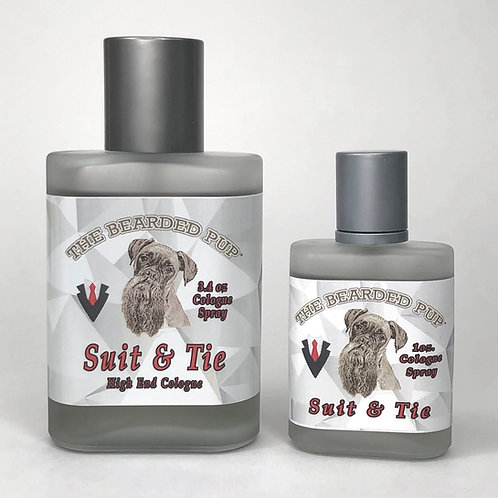 Bearded Pup Cologne Spray