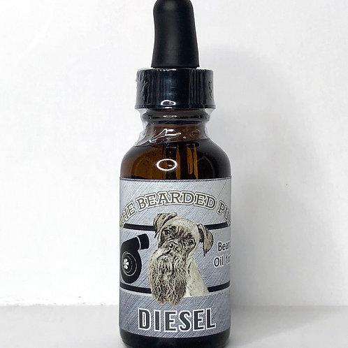 Diesel Premium Beard Oil
