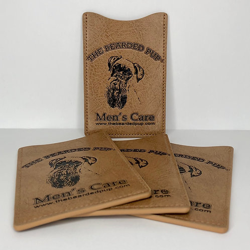 TBP Leather Comb Pouch