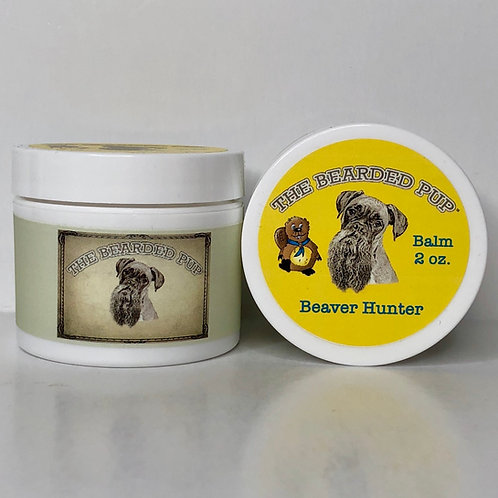 Beaver Hunter Beard Balm