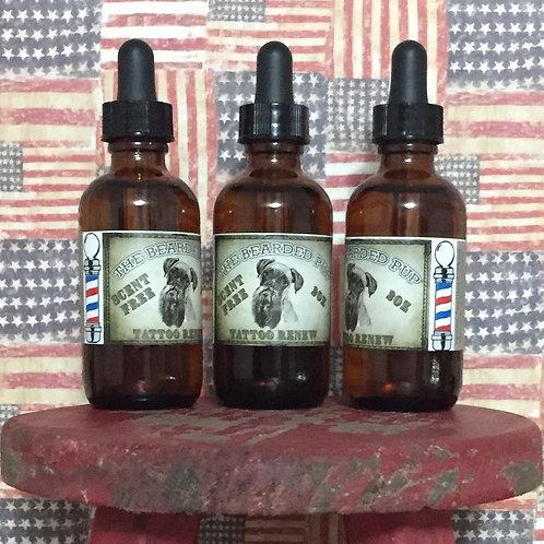 Tattoo Renew Organic Oil