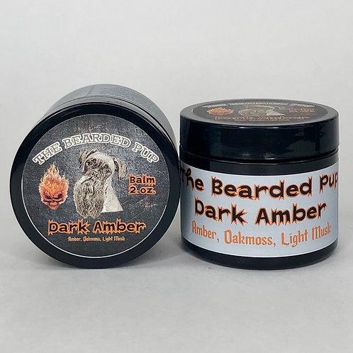 Dark Amber Beard Balm