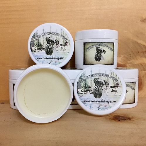 Cedar Canyon Beard Balm