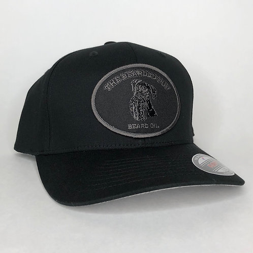 TBP Black Flexfit Hats