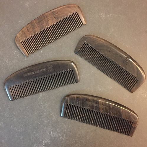 Black Sandalwood Comb