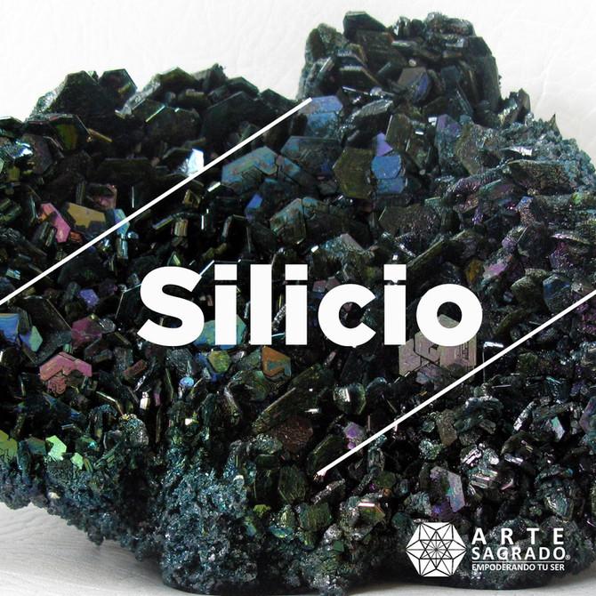 El silicio y su importancia en la ascensión humana.