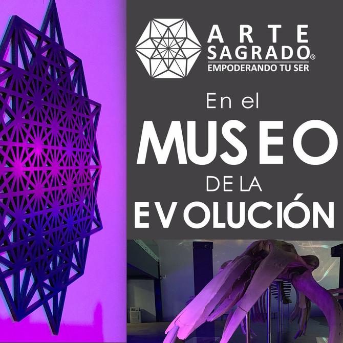 Arte Sagrado en el Museo de la Evolución