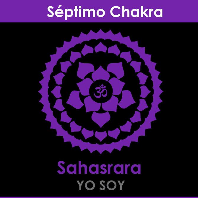 El séptimo Chakra: Sahasrara Chakra (Chakra del Ser Superior)