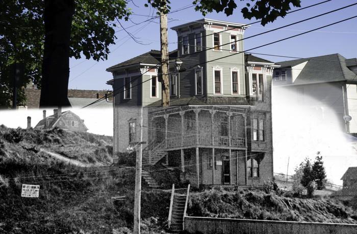 Landmarks Profile: Ward House