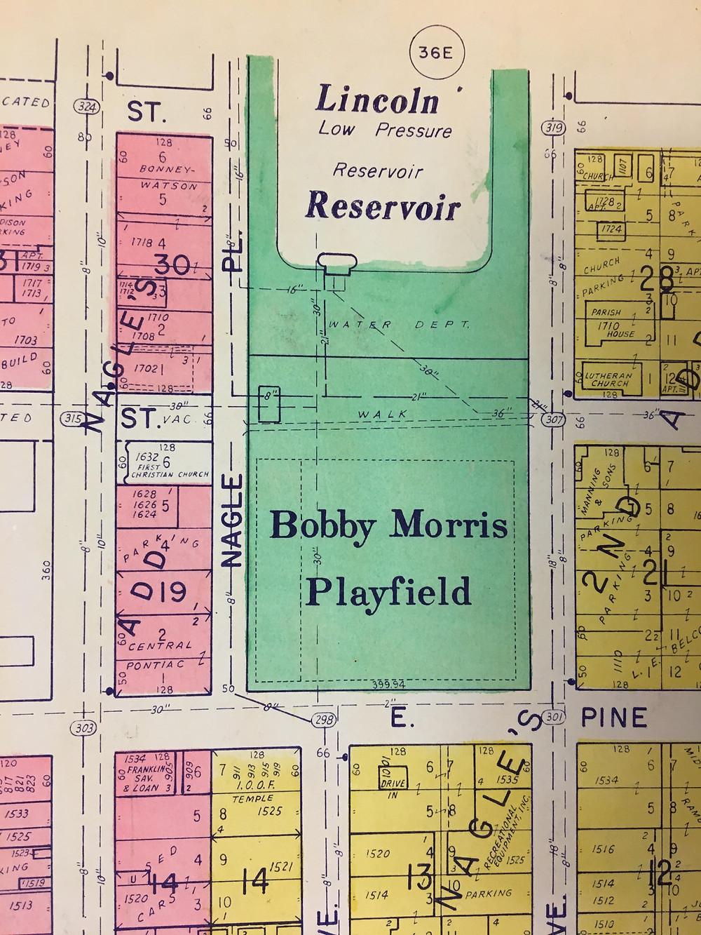 Kroll Map book from SPU Eng Vault, updated through 1980s