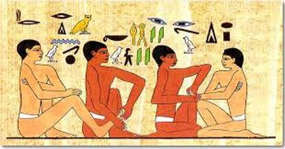 Réflexologie chez les Pharaons