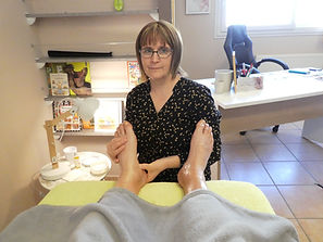 Florence Rotival réflexologue