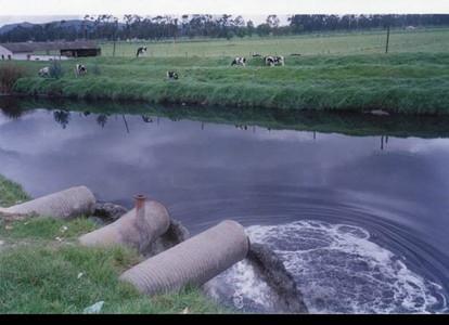 Vertedero Río Bogotá - Antes 1997