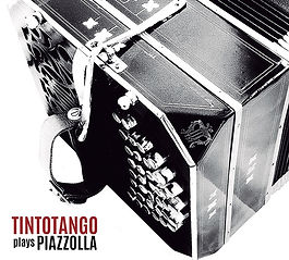TINTOTANGO plays PIAZZOLLA_ front cover_