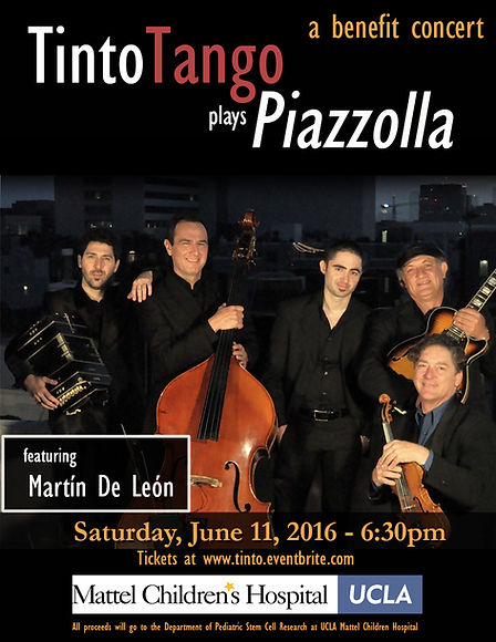 Piazzolla Concert