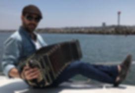 At the boat_Escualo Video Shoot.jpg