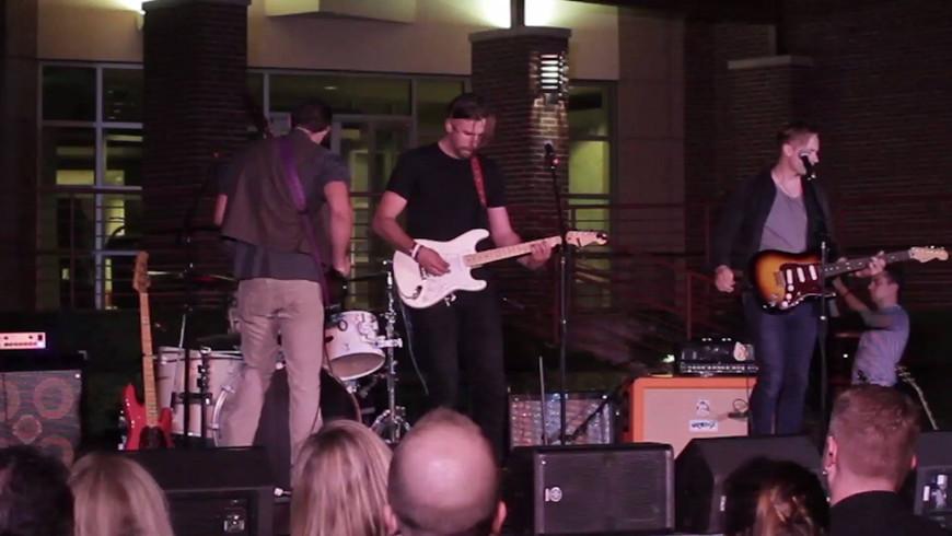 Black Fret (Live Footage)
