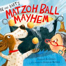 Bubbe & Bart's Matzoh Ball Mayhem