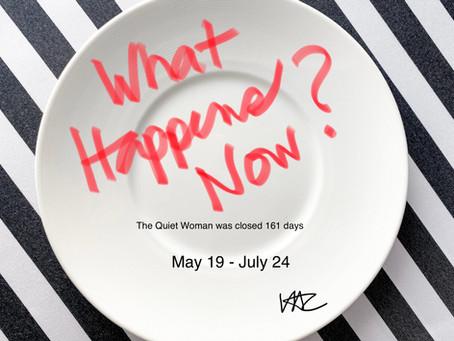 What Happens Now?