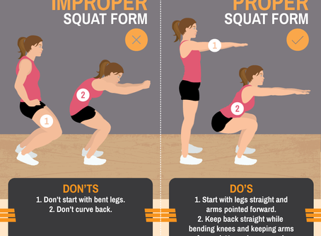 Squat form and purpose