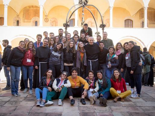 Ad Assisi, a Padova... e altro ancora!