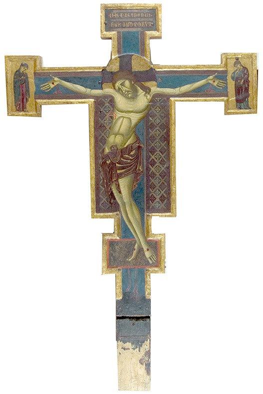 Crocifisso giuntesco Longiano