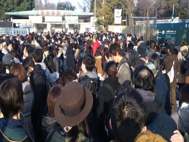 上野動物園シャンシャンを見る裏技