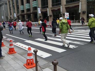 東京マラソン カラダシフト 整体