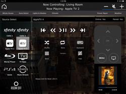 iPad AppleTV Control