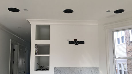 In-Ceiling Surround