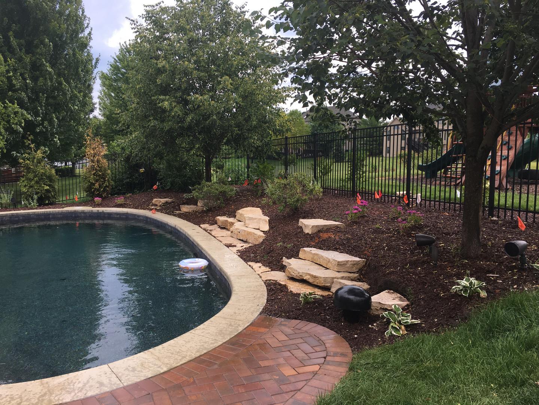 Outdoor Pool Audio