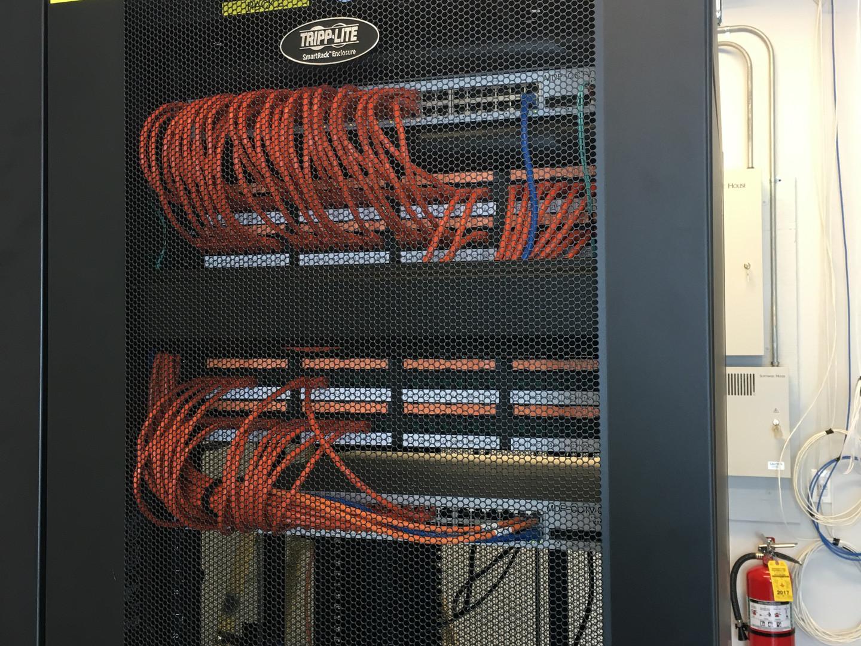 IT Server Closet