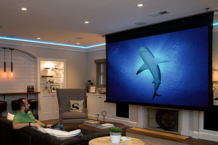 MEDIA ROOMS & THEATERS