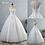 Thumbnail: Lace A-Line Wedding Dresses for Bride Dress Gown Vintage