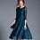 Thumbnail: Autumn Lace Dress Work Casual Slim Fashion Dresses Women A-Line Vintage
